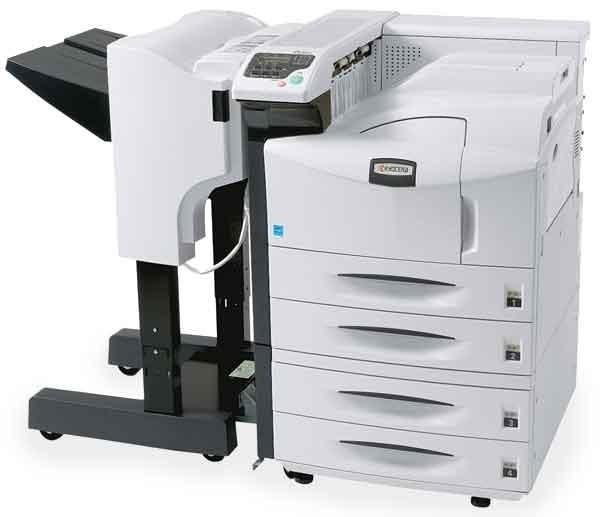 Kyocera FS-9130DN / FS-9530DN Laser Printers Service Repair Manual + Parts List