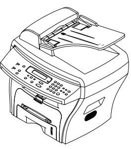 Samsung SCX-4216F, SCX-4116, SCX-4016 Digital Laser Multi-Function Printer Service Repair Manual