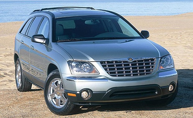 2004 CHRYSLER PACIFICA SERVICE REPAIR MANUAL