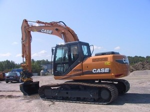 CASE CX180 CRAWLER EXCAVATORS SERVICE REPAIR MANUAL