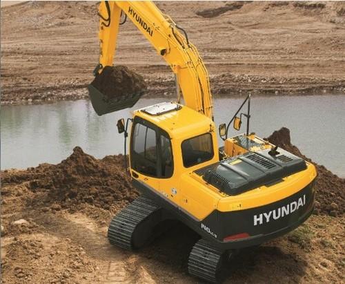 HYUNDAI R140LC-9A CRAWLER EXCAVATOR SERVICE REPAIR MANUAL