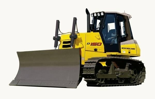 NEW HOLLAND D150B CRAWLER DOZER SERVICE REPAIR MANUAL