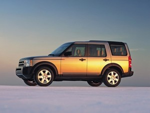 LAND ROVER DISCOVERY 3 LR3 SERVICE REPAIR MANUAL