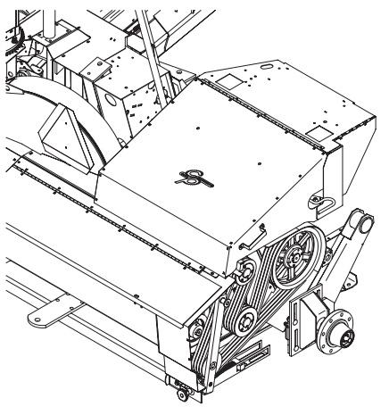 Gehl Cp1000 Crop Processor Parts Manual