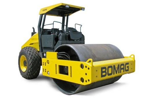 BOMAG Single Drum Roller BW 156 D-3 / PD-3 / DH-3 / PDH-3, BW 177 D-3 OPERATION & MAINTENANCE MANUAL