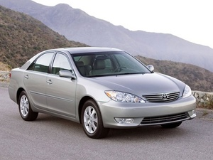 TOYOTA CAMRY SERVICE REPAIR MANUAL 2002-2006 DOWNLOAD