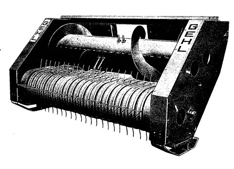GEHL HA 600 Quick-Switch Hay Attachment Parts Manual