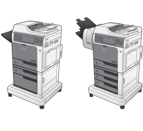 HP Color LaserJet Enterprise CM4540 MFP Series Service Repair Manual