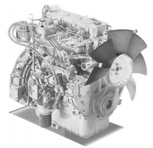Yanmar 4TNE106-GE, 4TNE106T-GE Engine Parts Manual