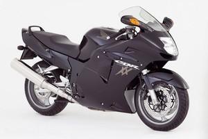 HONDA CBR1100XX BLACKBIRD MOTORCYCLE SERVICE REPAIR MANUAL 1997-1998 DOWNLOAD
