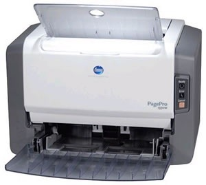 Konica Minolta QMS PagePro 1250E/1200W Parts Catalog