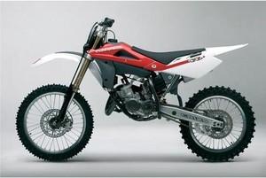 2005 HUSQVARNA CR125, WR125 MOTORCYCLE SERVICE REPAIR MANUAL