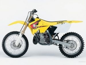 2003 SUZUKI RM250 SERVICE REPAIR MANUAL