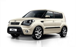 2013 KIA SOUL SERVICE REPAIR MANUAL