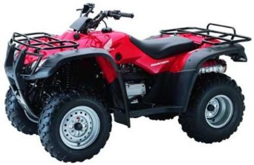HONDA TRX350TM / TRX350TE & TRX350FM / TRX350FE RANCHER 4x4 SERVICE MANUAL 2000-2003 DOWNLOAD