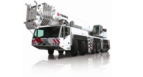 TEREX TH 19-55 Telehandler Service Repair Manual