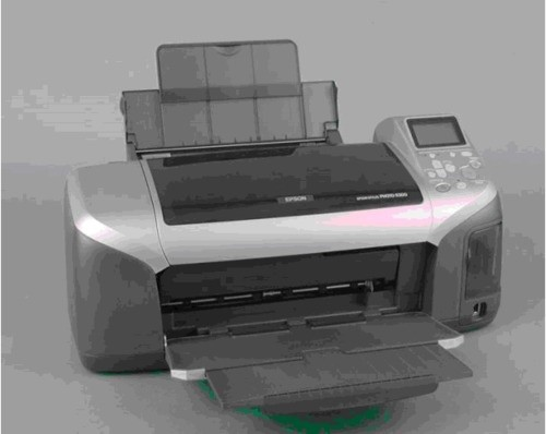 Epson Stylus Photo R300/R310 Color Inkjet Printer Service Repair Manual