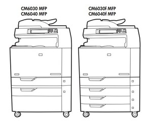 HP Color LaserJet CM6030 / CM6040 MFP Series Service Repair Manual