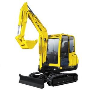 HYUNDAI ROBEX 35-7, R35-7 MINI EXCAVATOR SERVICE REPAIR MANUAL