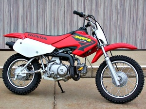 HONDA XR70R MOTORCYCLE SERVICE REPAIR MANUAL 1997-2003 DOWNLOAD