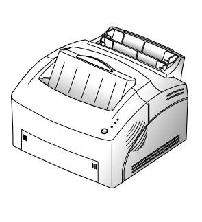 Samsung ML-5000A Laser Printer Service Repair Manual