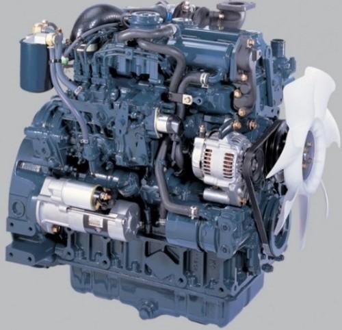 KUBOTA 07-E3B SERIES DIESEL ENGINE SERVICE REPAIR MANUAL