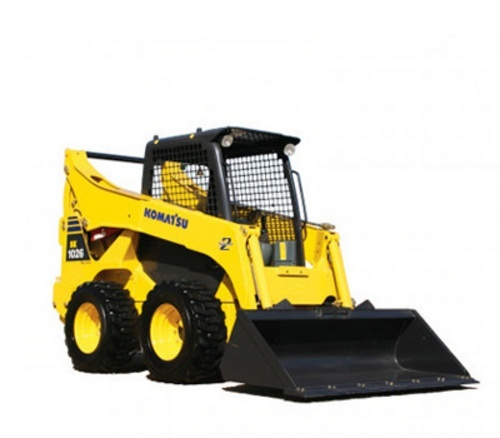 KOMATSU SK1026-5 Turbo SKID-STEER LOADER SERVICE REPAIR MANUAL + OPERATION & MAINTENANCE MANUAL