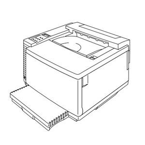 Brother HL-3400CN Color Laser Printer Parts Reference List
