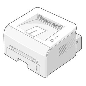 Samsung ML-1740/XSH Laser Printer Service Repair Manual