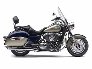 2009 KAWASAKI VULCAN 1700 NOMAD, VN1700 CLASSIC TOURER MOTORCYCLE SERVICE REPAIR MANUAL