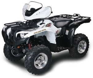 2006 YAMAHA YFM7FGPW GRIZZLY ATV SERVICE REPAIR MANUAL