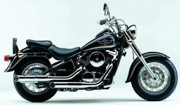 KAWASAKI VULCAN 800, VN800 MOTORCYCLE SERVICE REPAIR MANUAL 1996-2004 DOWNLOAD