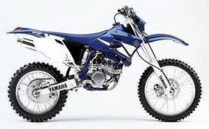 2003 YAMAHA WR250FR MOTORCYCLE SERVICE REPAIR MANUAL