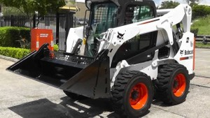BOBCAT S650 SKID STEER LOADER OPERATION & MAINTENANCE MANUAL