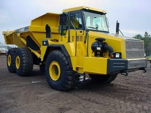 KOMATSU HM400-1L ARTICULATED TRUCK SERVICE REPAIR MANUAL + OPERATION & MAINTENANCE MANUAL