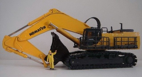 KOMATSU PC1100-6, PC1100SP-6, PC1100LC-6 EXCAVATOR SERVICE REPAIR MANUAL+FIELD ASSEMBLY MANUAL