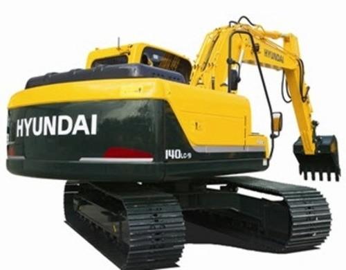 HYUNDAI R140LC-9S CRAWLER EXCAVATOR SERVICE REPAIR MANUAL