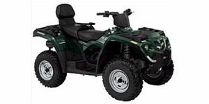 2006 BOMBARDIER OUTLANDER & OUT-LANDER MAX SERIES ATV SERVICE REPAIR MANUAL