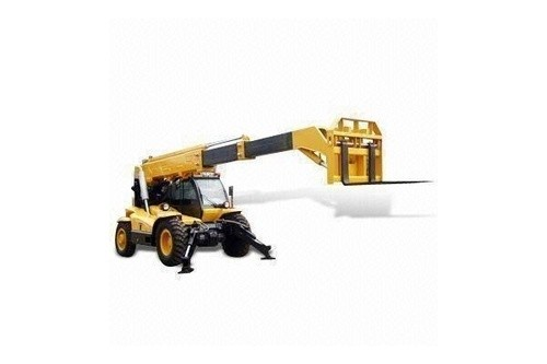 LIEBHERR TL445 TELESCOPIC HANDLER OPERATION & MAINTENANCE MANUAL