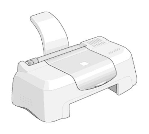 Epson Stylus Color 480 Color Ink-Jet Printer Service Repair Manual