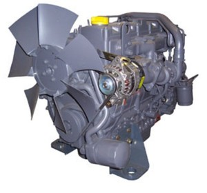 Deutz TD 4L2009 Engine Parts Manual
