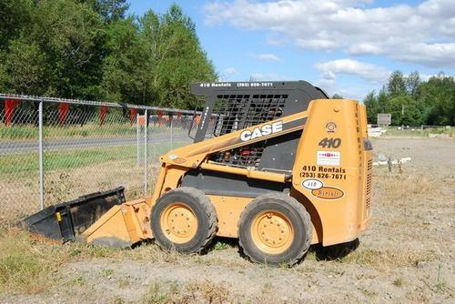 case 410 420 skid steer service repair manual rh sellfy com case 420 skid steer repair manual Case 1845 Skid Steer Parts