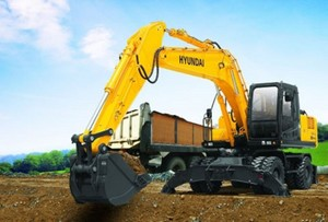 HYUNDAI R200W-7A WHEEL EXCAVATOR SERVICE REPAIR MANUAL