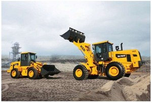 HYUNDAI SL760 WHEEL LOADER SERVICE REPAIR MANUAL
