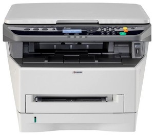 Kyocera FS-1024MFP / FS-1124MFP Multifunction Printer Service Repair Manual + Parts List