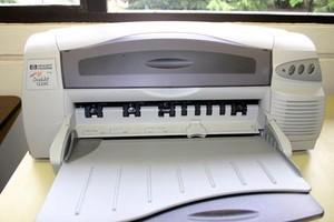 HP DeskJet 1220C Professional Series Printers Service Repair Manual