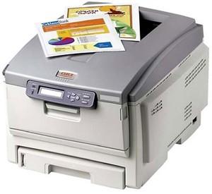 OKI C6100/C5900/C5800/C5800L/C5700/C5600/C5500 Color LED Page Printer Service Repair Manual