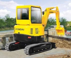 HYUNDAI ROBEX 75-7, R75-7 MINI EXCAVATOR SERVICE REPAIR MANUAL