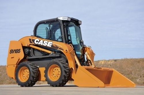 CASE Alpha Series Skid Steer Loader & Compact Track Loader Operation & Maintenance Manual
