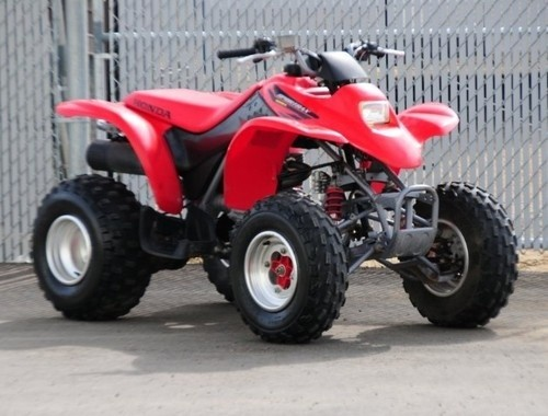 HONDA TRX250EX SPORTRAX SERVICE REPAIR MANUAL 2001-2005 DOWNLOAD